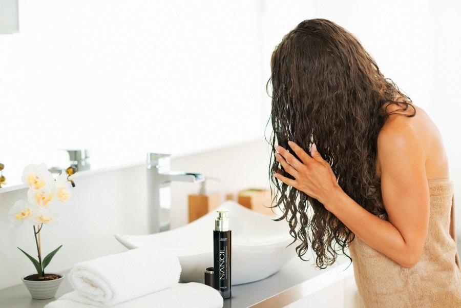 Vlasový olej Nanoil