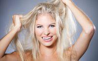 Rýchly spôsob, ako renerovať bielené vlasy