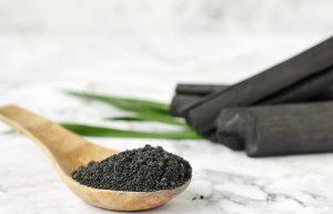 Aktívne uhlie – kozmetické vlastnosti a použitie
